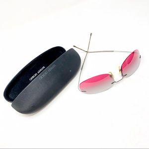 Vintage 1990s Giorgio Armani Ti Sunglasses